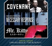 :Concert Review: Industrial Strength Sunday 2015 – Covenant/Aesthetic Perfection/Mr. Kitty/Carved Souls/The Alacrity