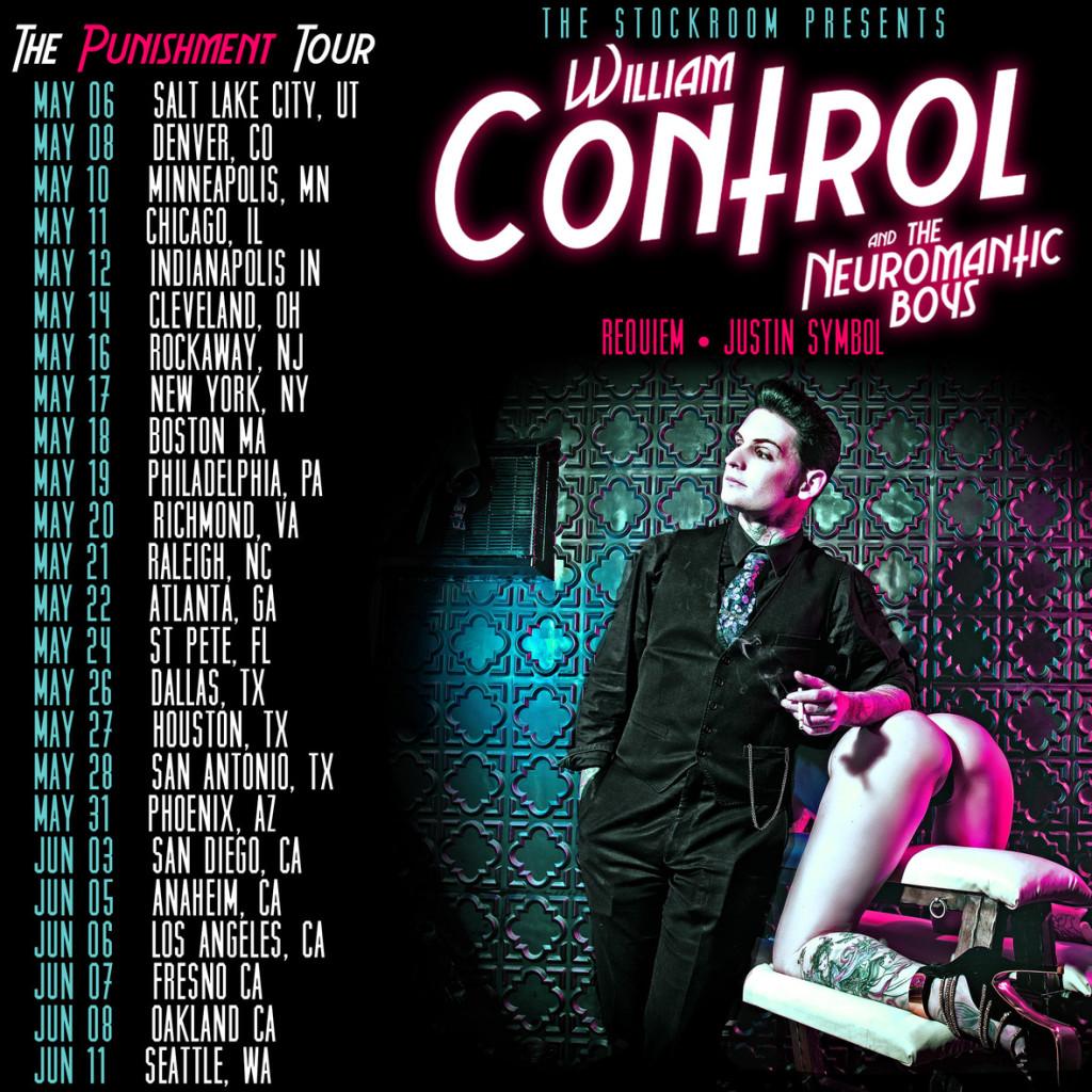 Tour Dates - Punishment Tour