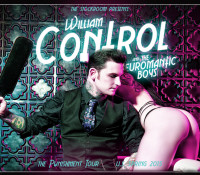 :Tour Information: William Control – The Punishment Tour