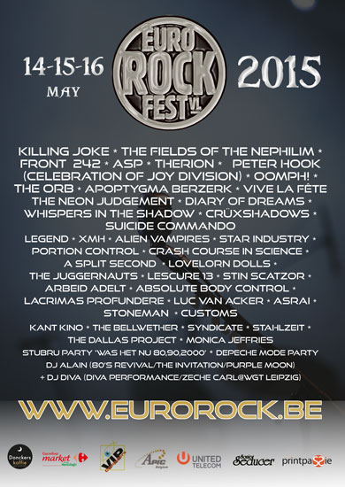 eurorock artists