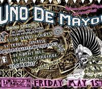 :Event: Uno De Mayo!
