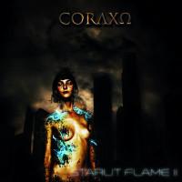 coraxo – starlit flame II - cover
