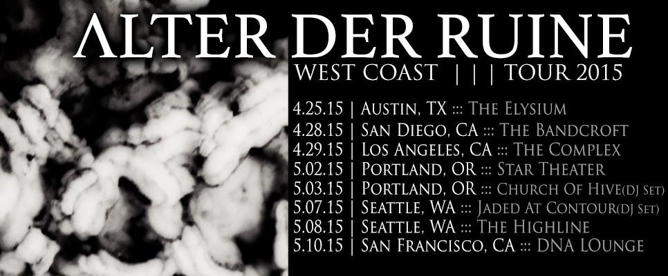 ADR Tour