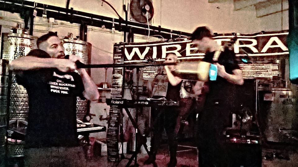 Abominations – Wiretrap