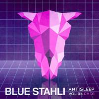 Blue Stahli Antisleep Cover