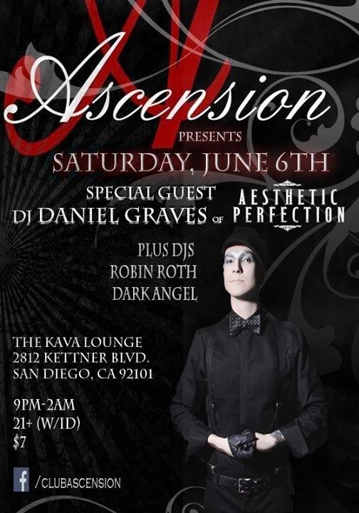 Club Ascension – DJ Daniel Graves