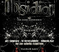 :Club Night: Obsidian – July 16, 2015 – Atlanta, GA