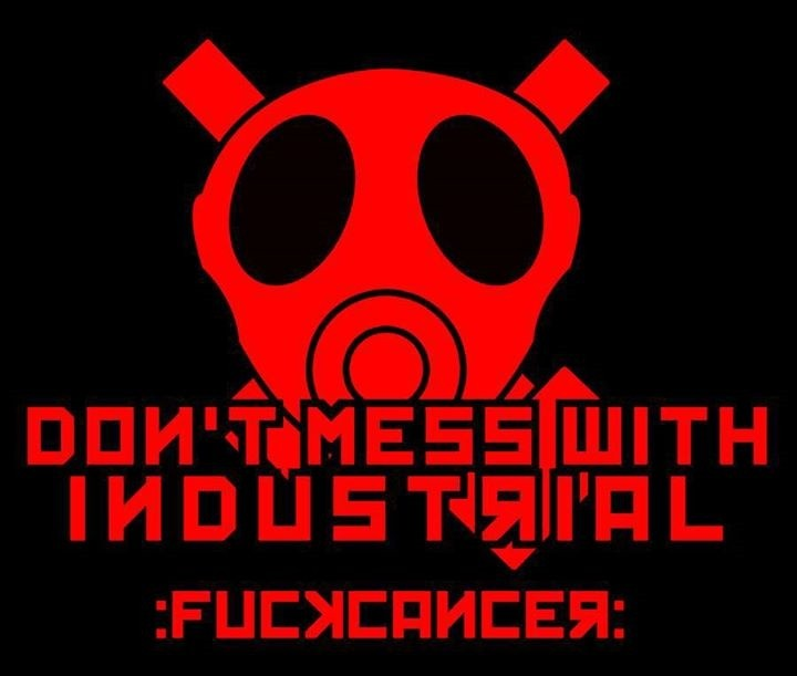 Updated Don't Mess With Industrial Logo