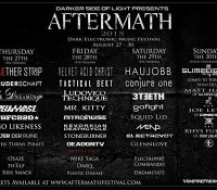 :Festival: Aftermath 2015 Lineup Released!