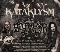 :Tour Information: Belphegor and Kataklysm Co-Headline 2015 North American Tour