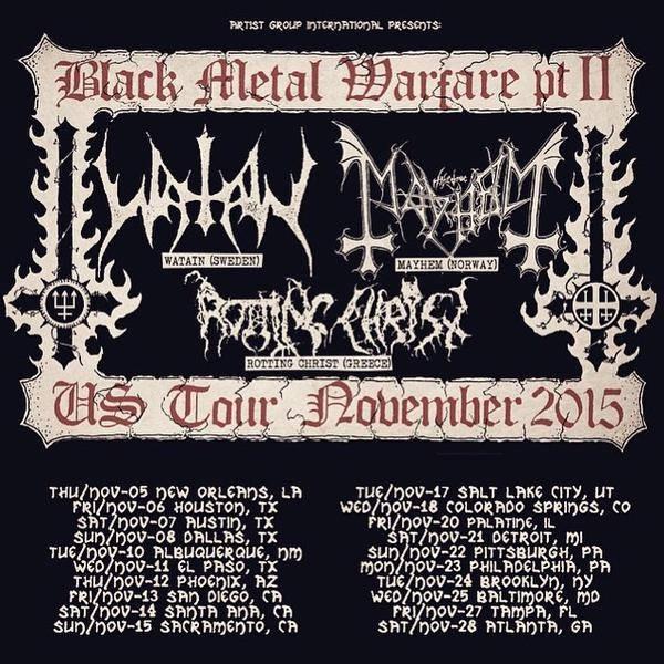 Black Metal Warfare Pt. II