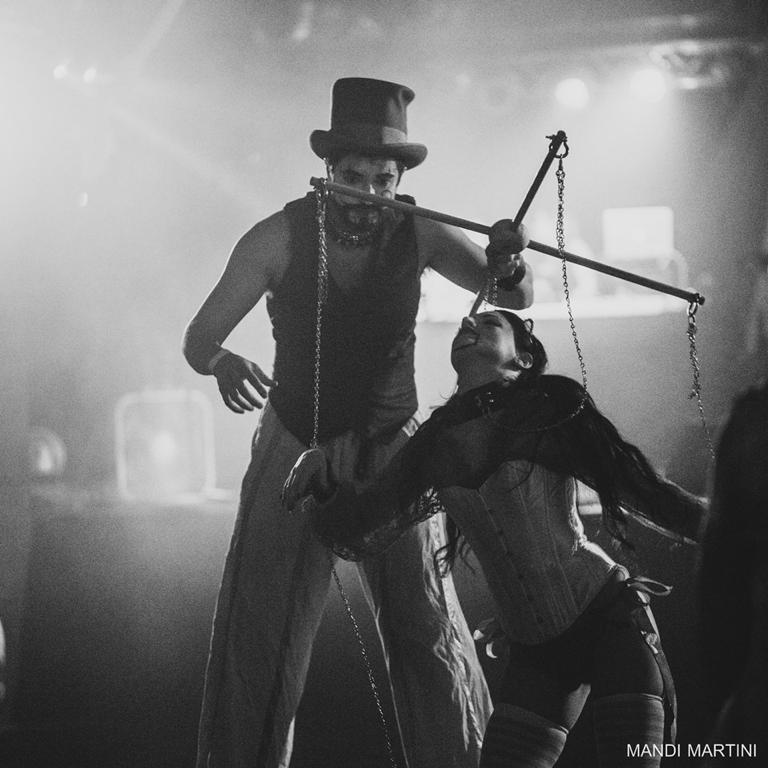 Cirque Brûlée 3 – Denver