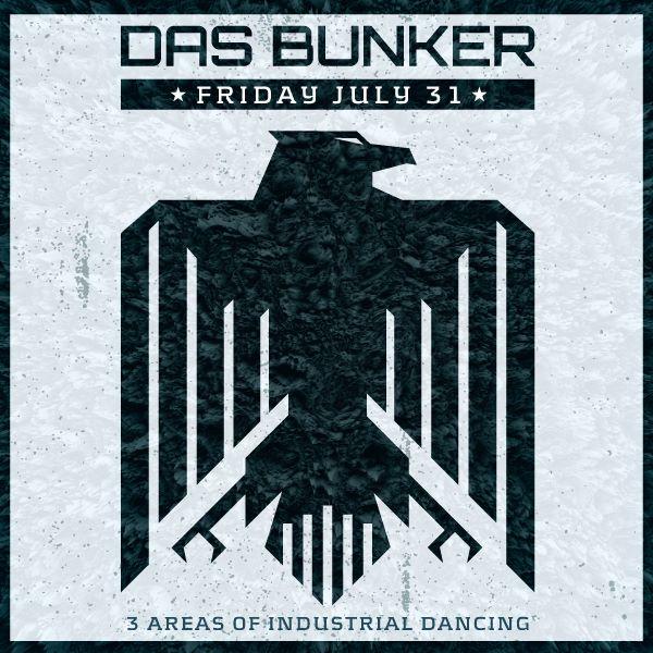 Das Bunker Dance Night July 31 2015