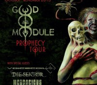 :News: God Module Announces Prophecy Tour for Fall 2015