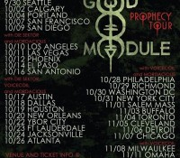 :Tour Information: God Module Prophecy Tour 2015