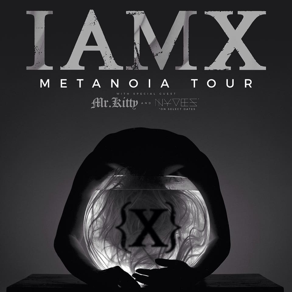 IAMX Mr KittyTour 2015