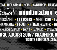 :Special Event: Infest UK – August 28-30, 2015 @ Bradford University, Bradford, England