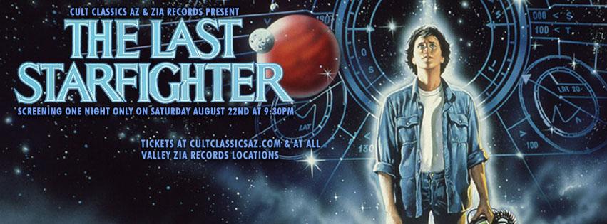 The Last Starfighter Screening AZ