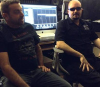 :Interview: Voicecoil – July 2, 2015 @ Mark's Home Studio, Aurora, CO