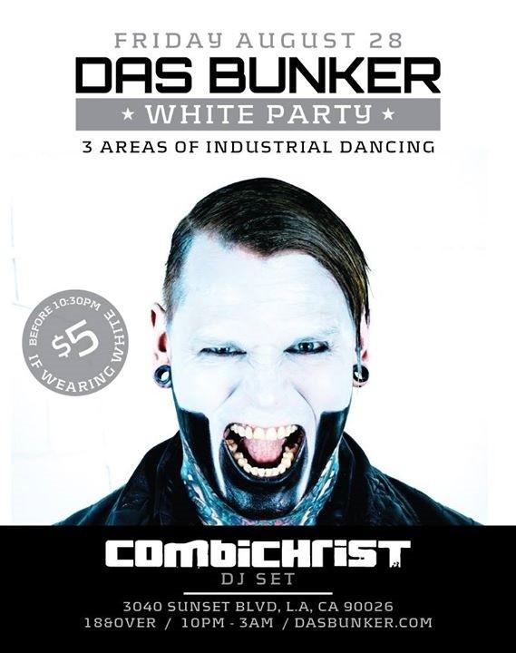Das Bunker White Party