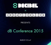 :Festival: Decibel Festival and CreativeLive Announce Decibel Conference Lineup – September 23-25, 2015