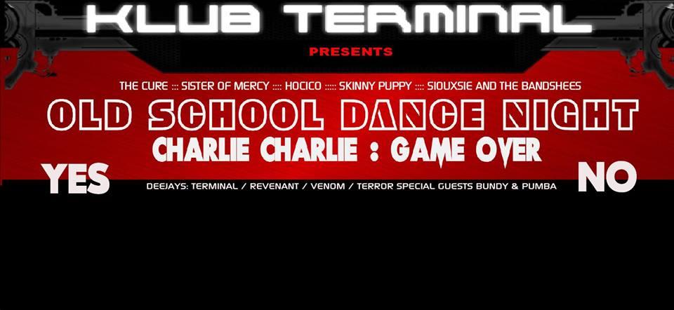 Klub Terminal Oldskool Dancenight