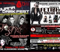 :Festival: Tijuana Dark Festival – September 25, 2015 @ TJ Art & Rock Cafe, Tijuana, BC, Mexico