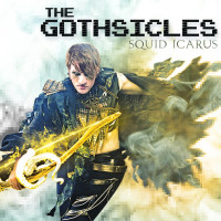 the gothsicles squid icarus cover