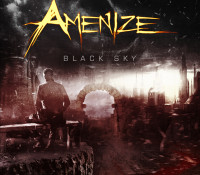 :News: Amenize Announce New Album 'Black Sky'