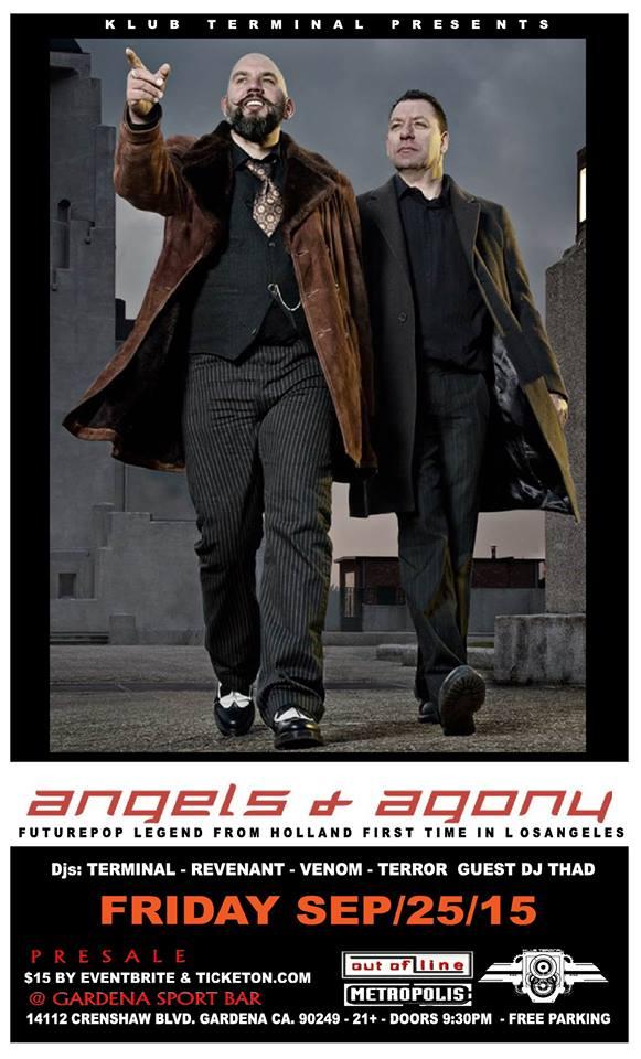 Angels and Agony Klub Terminal