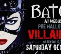 :Special Event: Batcave Villains Ball – October 24, 2015 @Medusa Lounge, Hollywood, CA