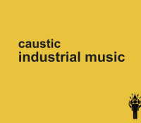:News: Negative Gain Announces 'Industrial Music' by Caustic