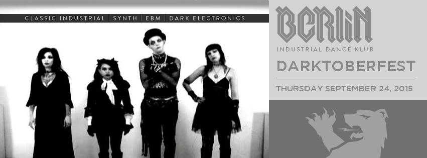 Club Berlin Darktober fest