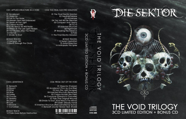 Die Sektor The Void Trilogy