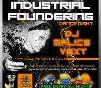 :Fundraiser: Industrial Fundraising Dance Night – October 2, 2015 @Gardena Sports Bar, Gardena, CA