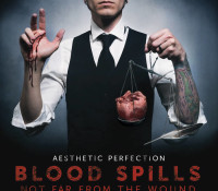 :Music Review: Aesthetic Perfection – Blood Spills Not Far From The Wound