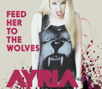 :News: Ayria Releases New 4-Track Single 'Feed Her to the Wolves,' Announces New Album 'Paper Dolls'
