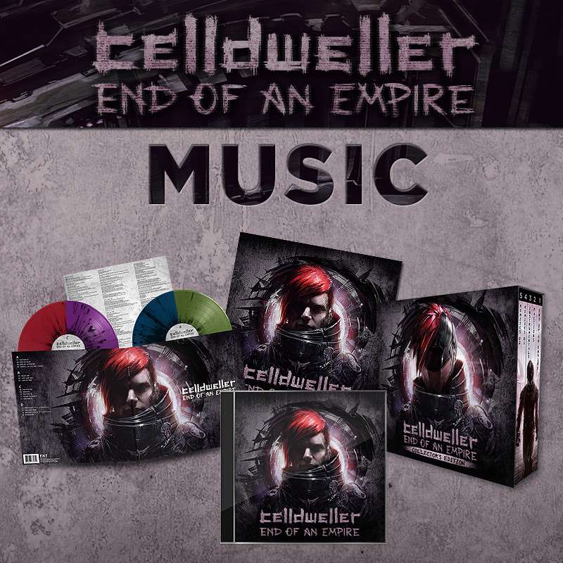 Celldweller End of an Empire 5