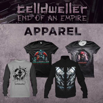 Celldweller End of an Empire Apparel