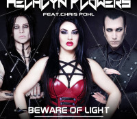 :News: Blutengel's Chris Pohl Joins Helalyn Flowers on 'Beware of Light (feat. Chris Pohl)' EP