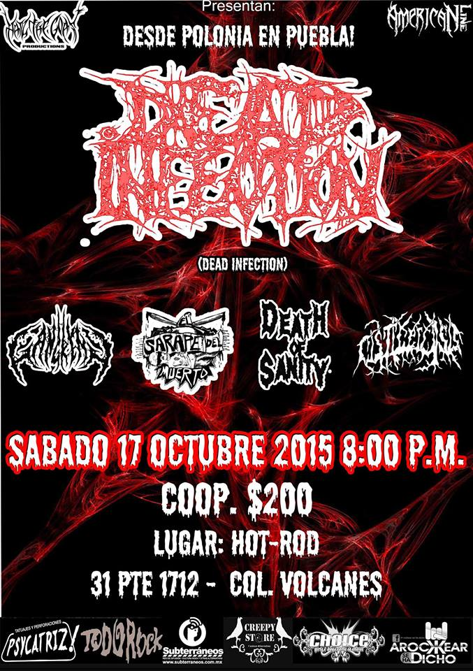 Dead Infection Puebla MX