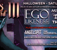 :Special Event: Halloween Madness Masquerade Ball III – October 31, 2015 @ Asylum 13 Wilmington, Delaware