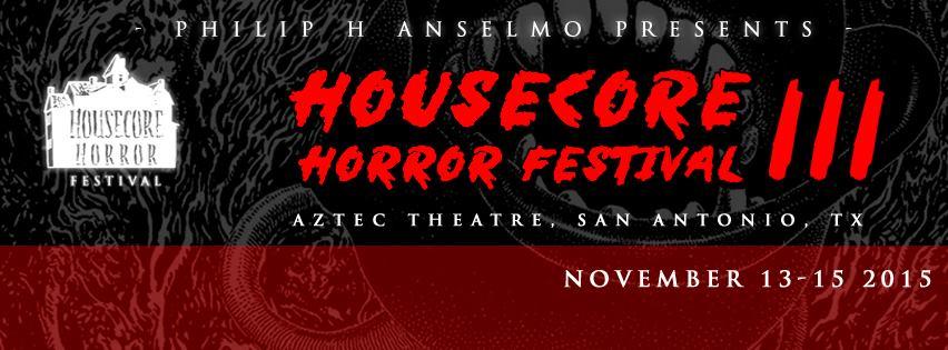 Housecore Horror Fest 2015 2