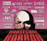 :Festival: Housecore Horror Festival III – November 13-15, 2015 @ The Aztec Theater, San Antonio, Texas