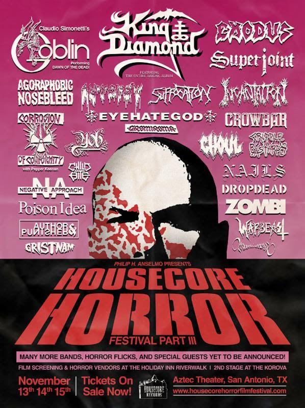 Housecore Horror Fest 2015