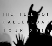 :Tour Information: Marilyn Manson 'Hell Not Hallelujah Tour' – October 20, 2015 – November 23, 2015