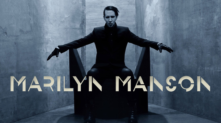 Marilyn Manson Hell Not Hallelujah Tour 2015
