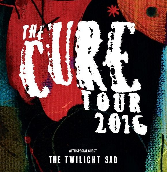 The Cure 2016