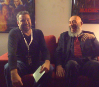:Interview: Sid Haig – Mile High Horror Festival 2015 @ Alamo Drafthouse, Littleton, CO