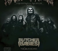 :Tour Information: Cradle of Filth Announce 'Inquisitional Torture' 2016 Tour Dates with Butcher Babies and Ne Obliviscaris